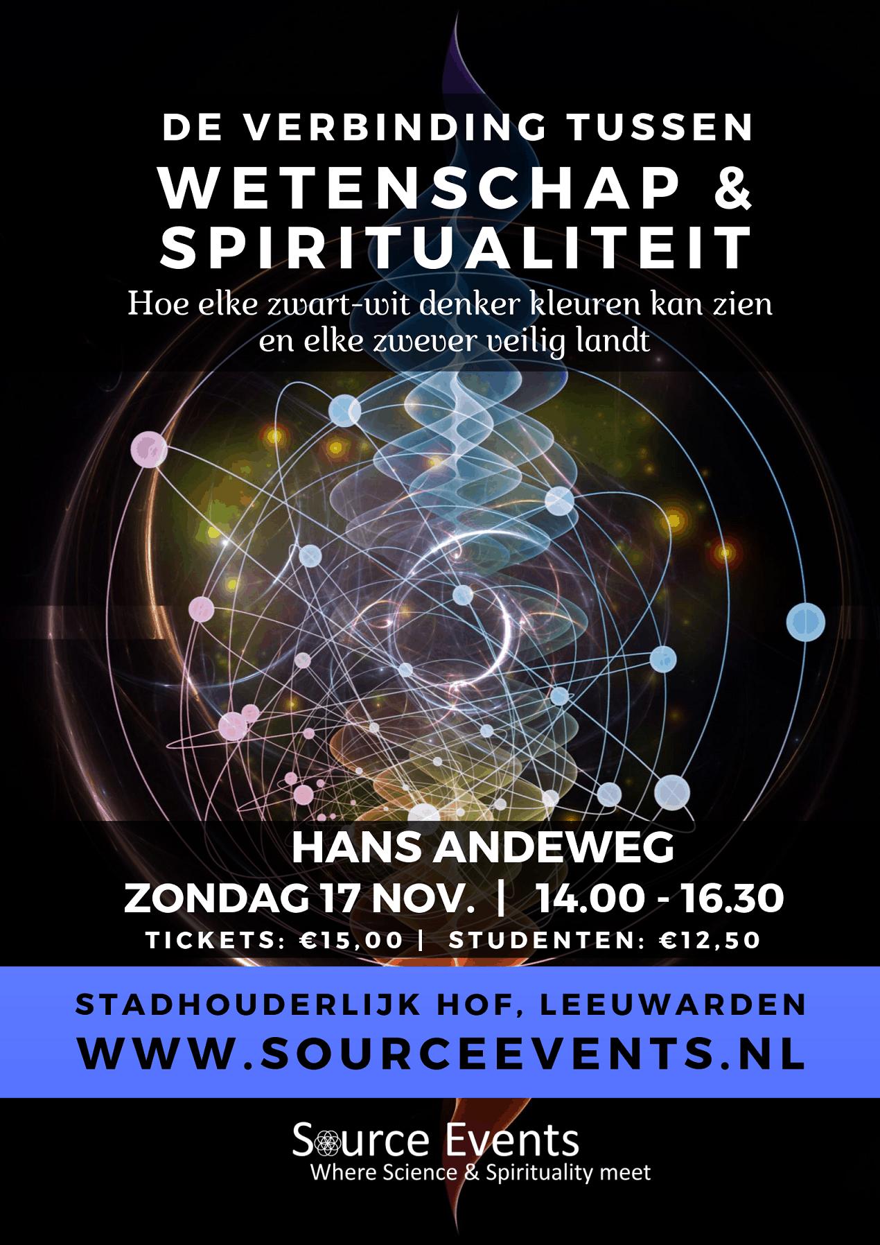 De verbinding tussen wetenschap en spiritualiteit